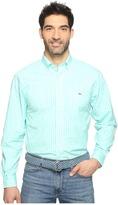 Vineyard Vines Elmont Gingham Classic Tucker Shirt