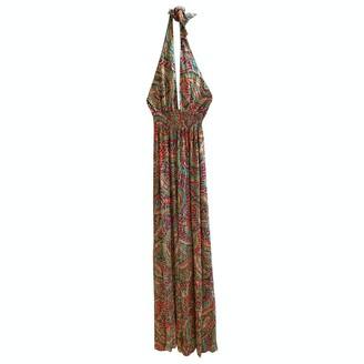 Parker Multicolour Cotton Dress for Women