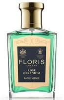 Floris Rose Geranium Bath Essence, 50ml
