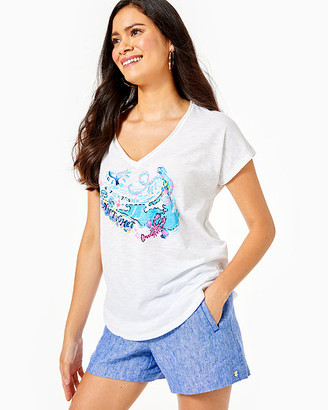 Lilly Pulitzer Colie Graphic Tee