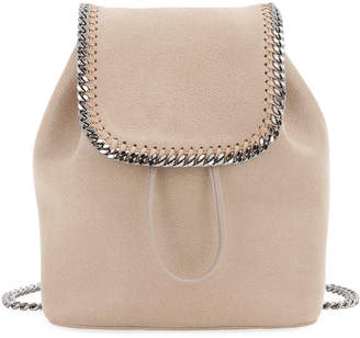 Stella McCartney Falabella Shaggy Deer Mini Backpack