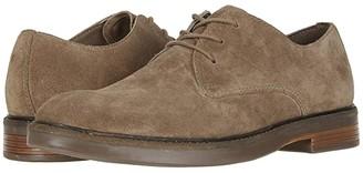 Clarks Paulson Plain (Olive Suede) Men's Shoes