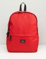 Asos Backpack In Red