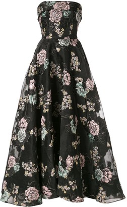 Magda Floral gown