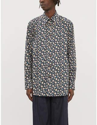 Vivienne Westwood Liberty Flower floral-print cotton shirt
