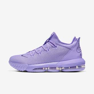 Nike Basketball Shoe LeBron 16 Low