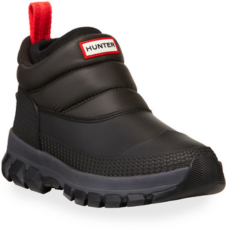 Hunter Original Snow Ankle Booties