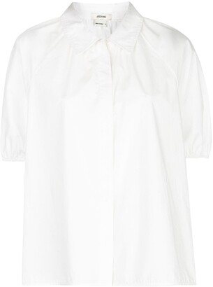 Jason Wu puff short-sleeve shirt