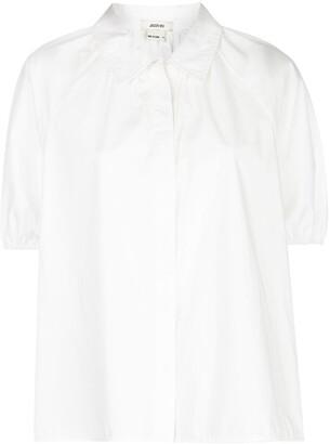 Jason Wu Puff Short-Sleeve Shirt