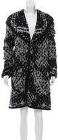 Diane von Furstenberg Hooded Mercer Cardigan w/ Tags
