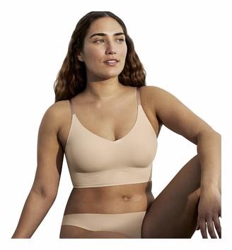 True & Co. Women's True Body Lift Triangle Adjustable Strap Bra