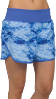 Jockey Sport Cloudscape Print Running Shorts