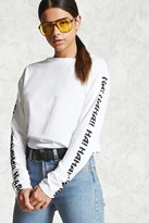 Forever 21 HaHa Graphic Pullover