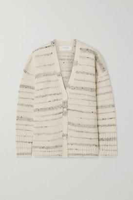 La Ligne Knitted Cardigan - Ivory