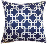 Brayden Studio Sessums 100% Cotton Throw Pillow