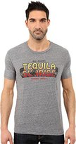 Lucky Brand Mens Tequila Sunrise Graphic Tee