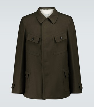 Maison Margiela Military casual jacket