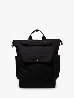 Fiorelli Waves Recover Sustainable Large Backpack, Black
