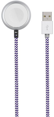 Posh Tech Braided MFI Apple Watch Charging Cable