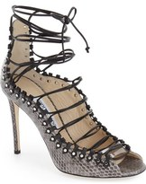 Jimmy Choo 'Koko' Lace-Up Sandal (Women)