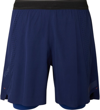Soar Running Three Season 4.0 Layered Shell Shorts