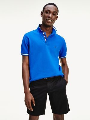 Tommy Hilfiger Tipped Collar Regular Fit Polo