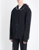 Helmut Lang Re-Edition studded cotton hoody