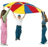 Pacific Play Tents 6 ft Funchute Parachute