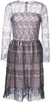 Ermanno Scervino longsleeved lace dress