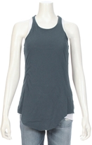 TEE LAB By FRANK & EILEEN High Neck Layer Tank