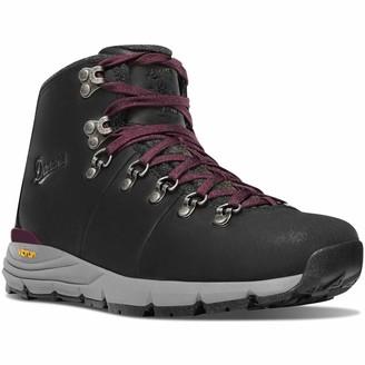 """Danner Women's 62143 Mountain 600 4.5"""" 200G Waterproof Hiking Boot Midnight/Plum - 6.5 M"""