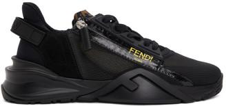 Fendi Black Flow Sneakers