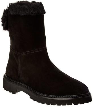 Aquatalia Marilena Weatherproof Suede Boot