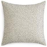 "Hudson Park Collection Verraine Allover Beaded Decorative Pillow, 18"" x 18"" - 100% Exclusive"