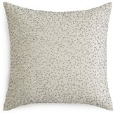 "Hudson Park Verraine Allover Beaded Decorative Pillow, 18"" x 18"" - 100% Exclusive"