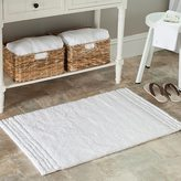 Safavieh Spa 2400 Gram Plush White 27 x 45 Bath Rug (Set of 2)