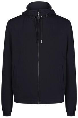 Sandro Paris Hooded Jacket