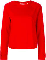 Dondup ruched sleeves sweatshirt