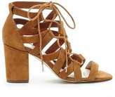 Sole Society Sequoia Lace-up Heeled Sandal
