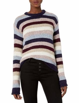 Velvet by Graham & Spencer Women's Calista Baby Alpaca Light Sweater