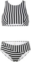 Araks Striped Joy Bikini - women - Nylon/Polyamide/Spandex/Elastane - XS