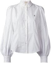 Marc Jacobs classic shirt - women - Cotton - 2