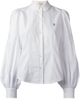 Marc Jacobs classic shirt - women - Cotton - 6