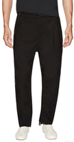 Chapter Dro Straight Leg Pleated Trousers
