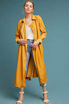 Burning Torch Classic Trench Coat