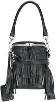 Andrea Incontri small fringed crossbody bag - women - Leather - One Size