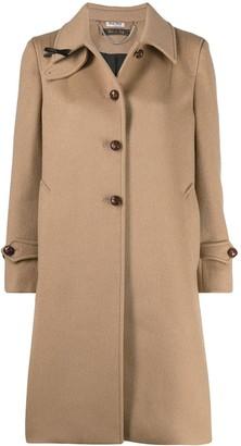 Miu Miu single-breasted midi coat