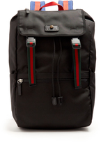 Gucci Technical-canvas backpack