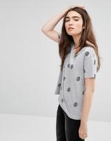Cheap Monday Mine Dot T-shirt