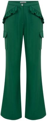 Kith & Kin Frills & Pockets Cargo Pants